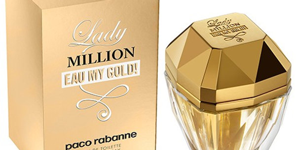 EAU MY GOLD EAU DE TOILETTE SPRAY