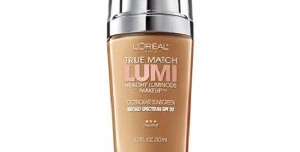 TM Lumi FND Classic Tan/Cappuccino  #N7  /L'oréal