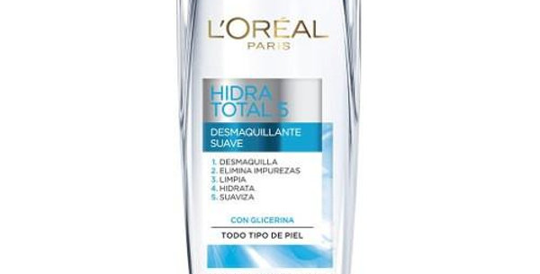 HIDRATACION TOTAL 5 Leche todo tipo de piel  /L'oréal
