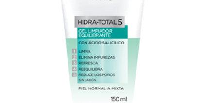 HIDRATACION TOTAL 5 Gel Limpiador  /L'oréal