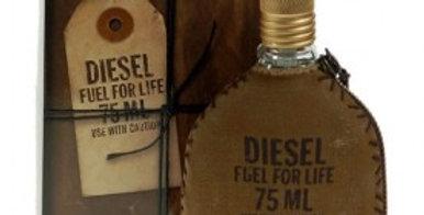 FUEL FOR LIFE EDP VAPO AVEC POCHE / DIESEL
