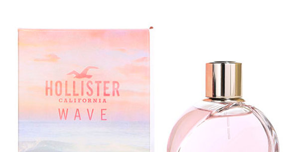wave for her edp/ HOLLISTER