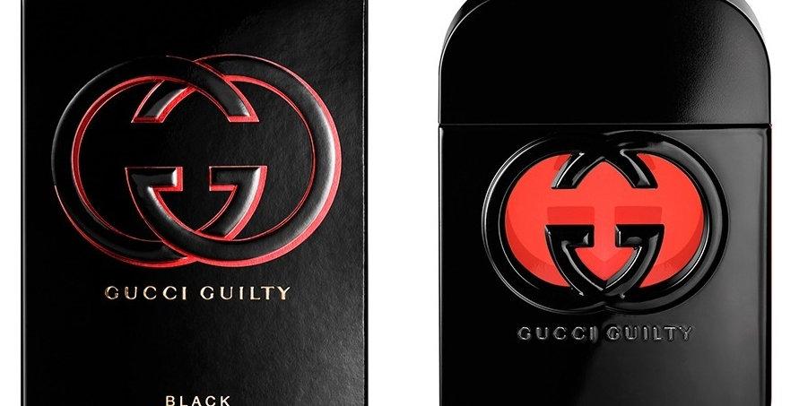 GUCCI GUILTY BLACK EDTI