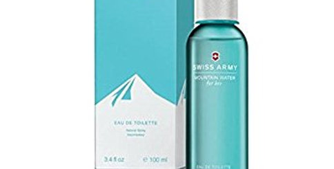 SWISS ARMY MONTAIN WATER FOR HER/ VICTORINOX 100ML