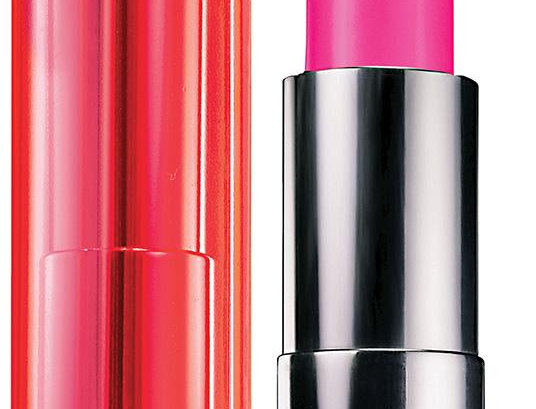Color Sensational Vivids Vivid Rose 875 /MAYBELLINE