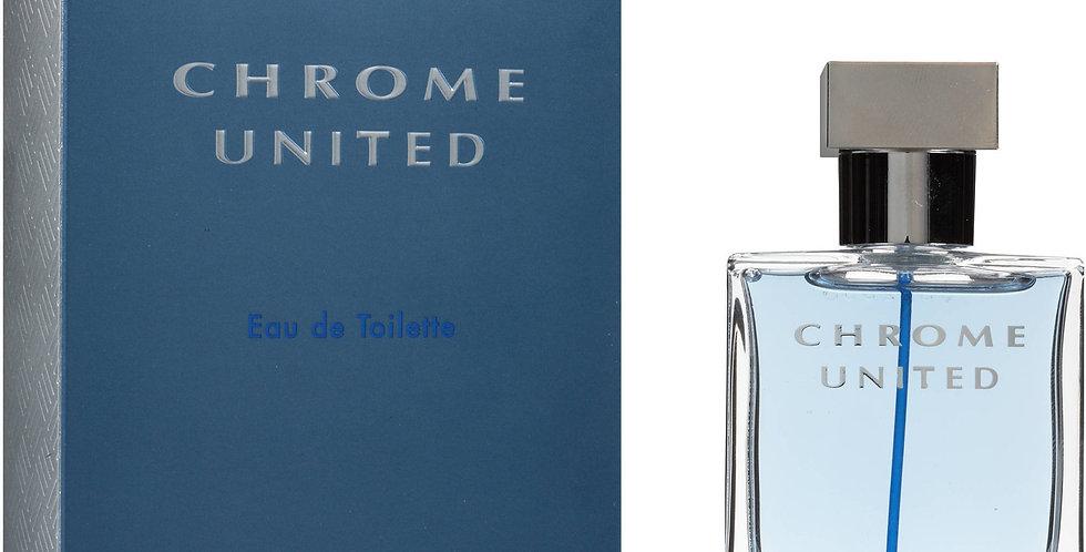 Azzaro Chrome United Edt Spray
