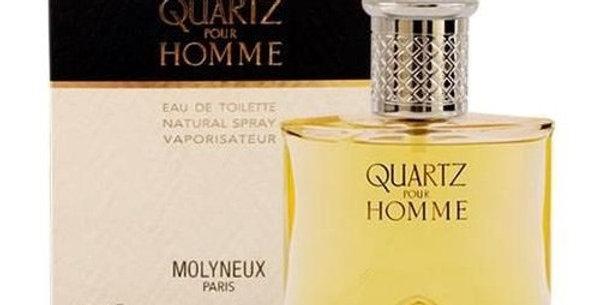 QUARTZ POUR HOMME/ MOLYNEUX