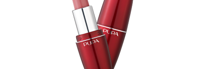 PUPA VOLUME - Volumizing Lipstick Rapid Action / CALINE