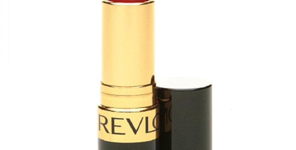 SUPERLUSTROUS LIPSTICK RAVISH ME RED / REVLON