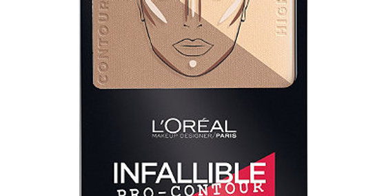 Infallible Pro Contour Medium  /L'oréal