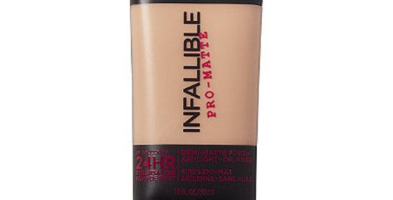 Infallible Matte Fdtn Sun Beige    106  /L'oréal