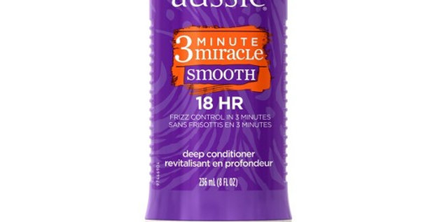 3 Minute Miracle Smooth Creamy / AUSSIE