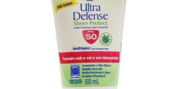 Ultra Defense Sheer Protect SPF 50 / BANANA BOAT