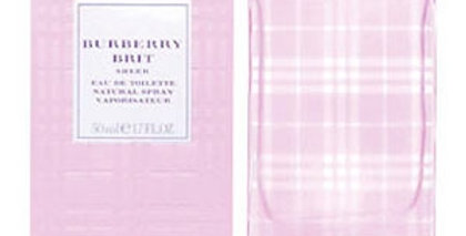 BRIT SHEER/ BURBERRY