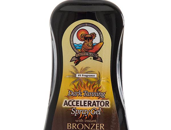 Accelerator Spray Gel  w/Bronzer/ AUSTRALIAN GOLD