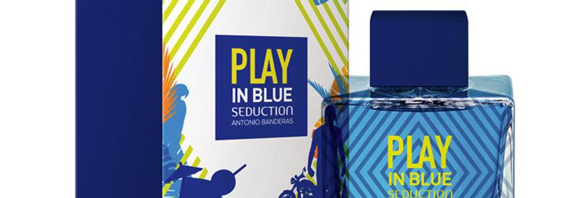 AB PLAY BLUE SEDUCTION (100ML) / ANTONIO BANDEIRAS