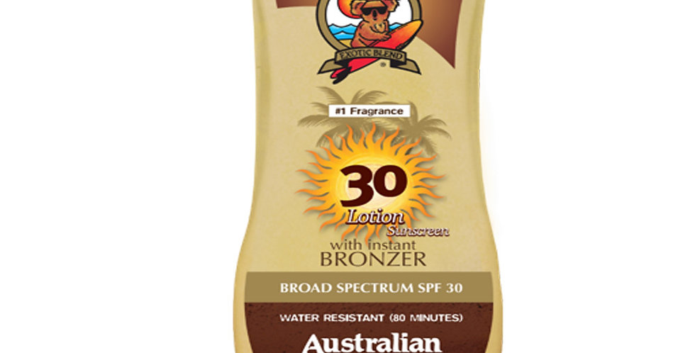 Lotion  Plus SPF 30 w/bronzer/ AUSTRALIAN GOLD