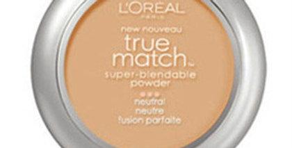 TRUE MATCH POWDERBuff Beige #N4  /L'oréal