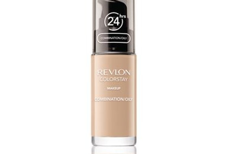 CS MAKEUP F/COMBI/OILY SKIN 09 WARM BEIG / REVLON