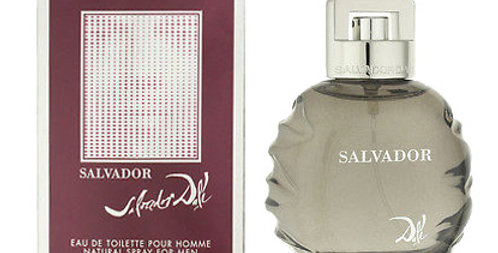 SALVADOR EDT 50 ml