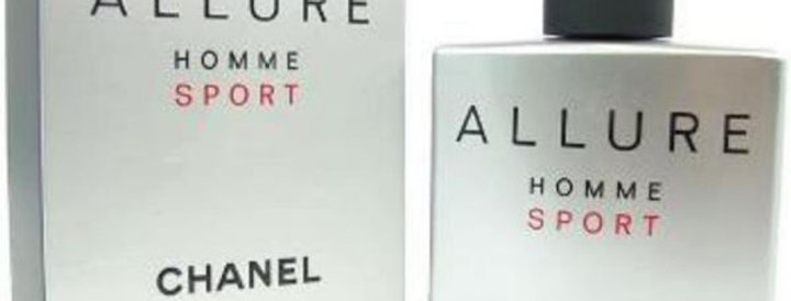 Allure Homme Sport Edt/ CHANEL