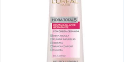 HIDRATACION TOTAL 5 Tónico pieles normales a secas  /L'oréal