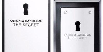 THE SECRET EAU DE TOILETTE SPRAY / ANTONIO BANDEIRAS