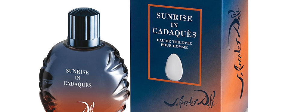 SALVADOR DALI SUNRISE IN CADAQUES EDT 30 ML