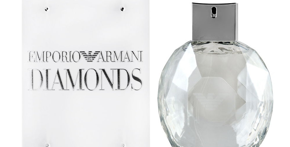 EMPORIO ARMAN DIAMONDS SHE EDP 50ML / GIORGIO ARMANI