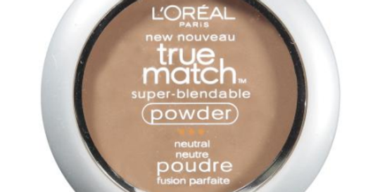 TRUE MATCH POWDER  Honey Beige #N6  /L'oréal