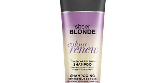 Color Renew Tone Restoring Shampoo / JHON FRIEDA