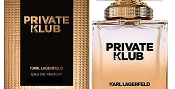 PRIVATE KLUB WOMEN EDP/ KARL LAGARFELD 45ML