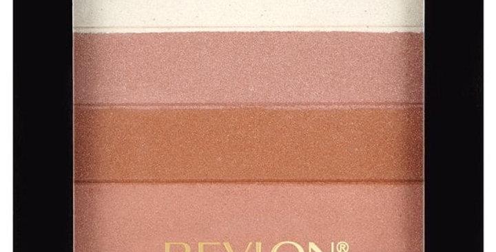 Revlon Highlighting Palette Peach Glow