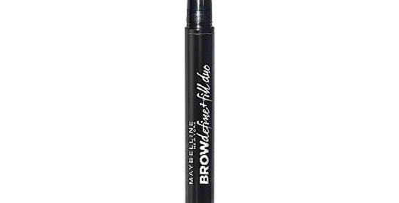 BROW DEFINE & FILL DUO Deep Brown/ MAYBELLINE
