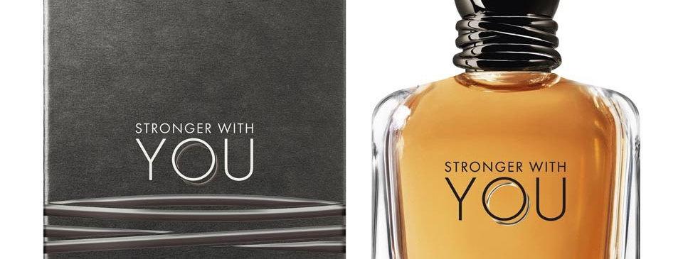 Stronger with you/ EMPORIO ARMANI