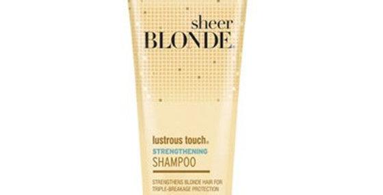 Lustrous Touch Strengthening Shampoo / JOHN FRIEDA