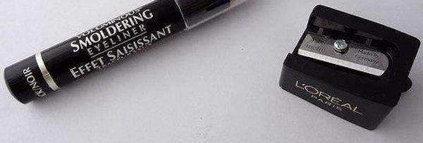 VOLUME SMOLDERING Eyeliner Black  645  /L'oréal