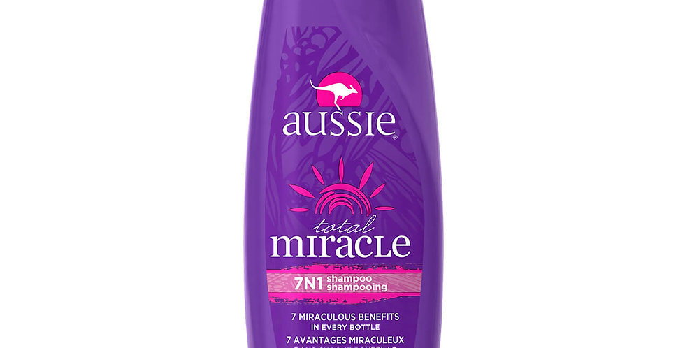 Total Miracle Shampoo 7 in 1 / AUSSIE