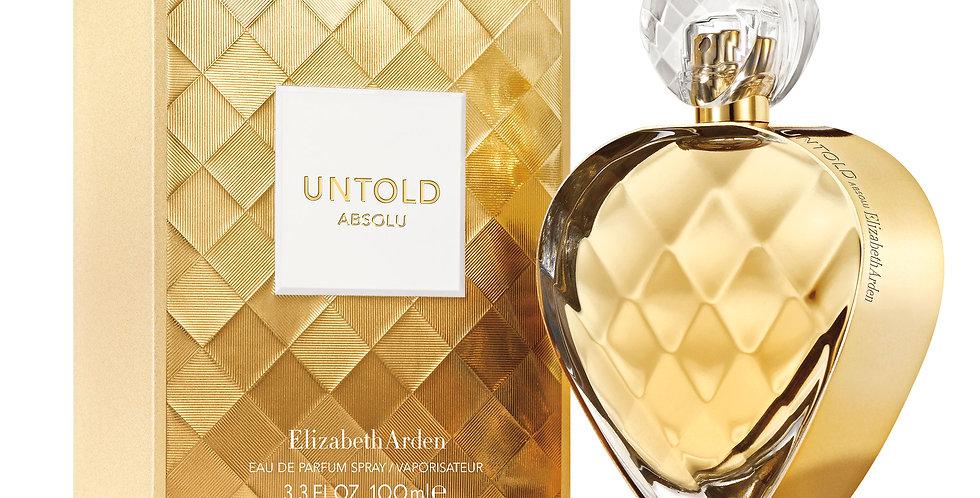 UNTOLD EDP VAPO /  ELIZABETH ARDEN