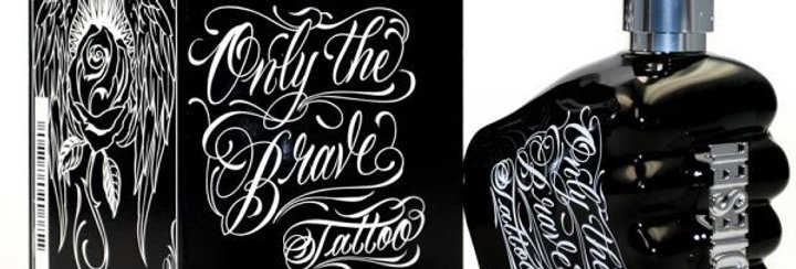 ONLY THE BRAVE TATOO /DIESEL