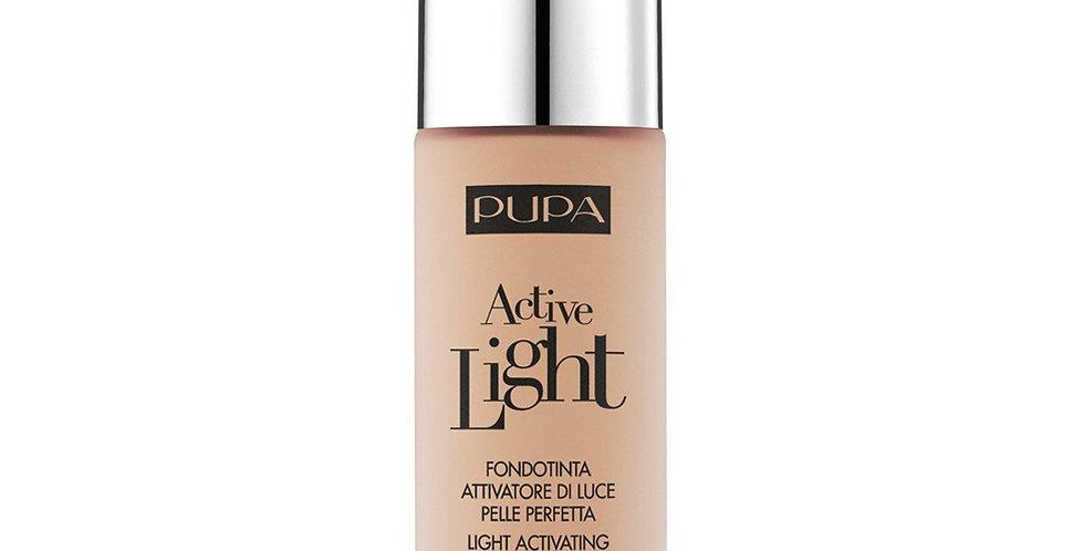 ACTIVE LIGHT - Light Activating Foundation / CALINE