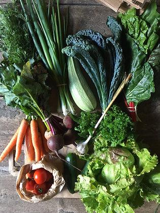 24 Grönsakskassar (uppdelad betalning)
