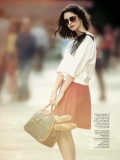 Anna Sophia Folch Revista Estilo