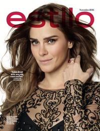 Carolina Dieckmann Revista Estilo