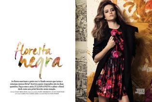 Juliana Paiva Revista Estilo