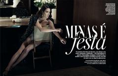 Patricia Barros Revista Estilo