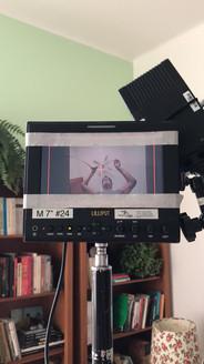 Making of Walter O Filme - em gravação 2018/2019