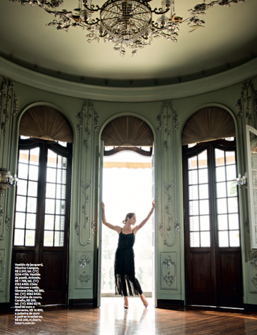 Giovanna Ewbank Revista Estilo