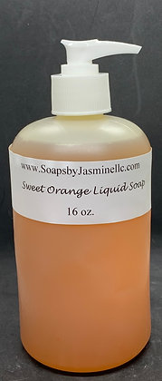Sweet Orange 16 oz