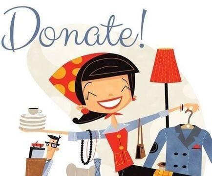 Donations, Donations, Donations!